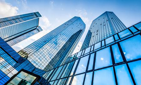 Modern-skyscrapers